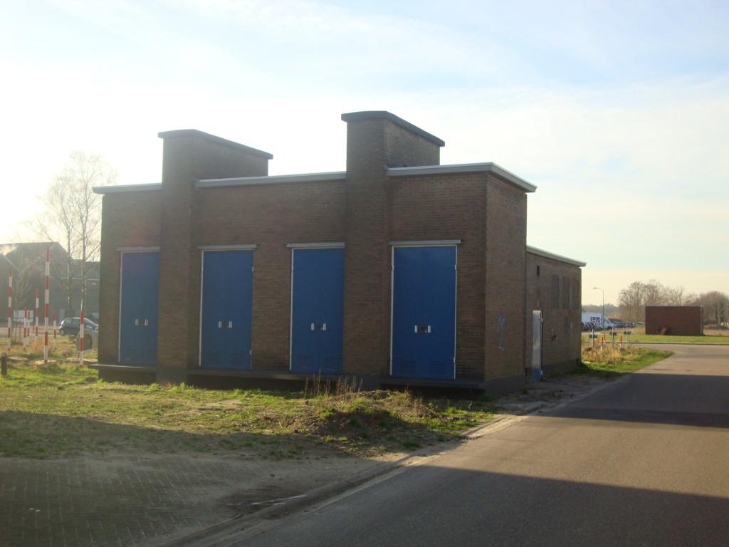 Het Trafogebouw