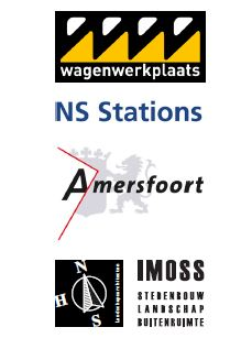 Logos partners Masterplan Wagenwerkplaats