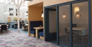 Lysias Consulting Group kantoor Wagenwerkplaats