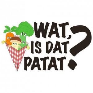 Weet-wat-je-eet-festival Wat, is dat patat?