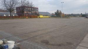 Parkeervakken Wagenwerkplaats 2018